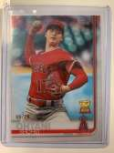 2019 Topps Clear Baseball #600 Shohei Ohtani 05/10 Los Angeles Angels