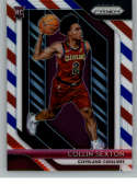 2018-19 Prizm Red White and Blue Prizms Basketball #170 Collin Sexton Cleveland Cavaliers RC Rookie Official NBA Trading