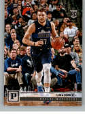 2018-19 Chronicles Basketball #111 Luka Doncic Dallas Mavericks Official NBA Trading Card From Panini America Rookie Car