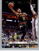 2018-19 Chronicles Basketball #131 Trae Young Atlanta Hawks Official NBA Trading Card From Panini America Rookie Card RC