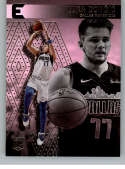 2018-19 Chronicles Essentials Basketball #214 Luka Doncic Dallas Mavericks Official NBA Trading Card From Panini America