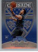 2018-19 Chronicles Crusade Basketball #553 Luka Doncic Dallas Mavericks Official NBA Trading Card From Panini America Ro