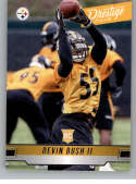 2019 Prestige Rookies Football #205 Devin Bush II RC Rookie Card Pittsburgh Steelers Official Retail NFL Trading Card Fr