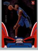 2018-19 Certified Mirror Red Basketball #156 Mo Bamba SER/299 Orlando Magic Official NBA Trading Card From Panini Americ