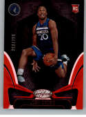 2018-19 Certified Mirror Red Basketball #170 Josh Okogie SER/299 Minnesota Timberwolves Official NBA Trading Card From P