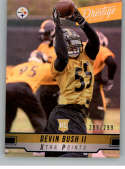 2019 Prestige Xtra Points Blue Football #205 Devin Bush II SER/299 Pittsburgh Steelers Official NFL Trading Card From Pa
