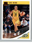2019 Donruss WNBA Basketball #34 Sue Bird Seattle Storm Official WNBA Trading Card From Panini America