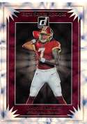 2019 Donruss The Elite Series Rookies Football #1 Dwayne Haskins Washington Redskins Official NFL Trading Card From Pani
