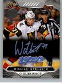 2019-20 Upper Deck MVP Super Script Hockey #130 William Karlsson SER/25 Vegas Golden Knights Official NHL Trading Card f