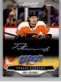 2019-20 Upper Deck MVP Super Script Hockey #151 Travis Konecny SER/25 Philadelphia Flyers Official NHL Trading Card from