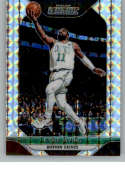 2018-19 Prizm Mosaic Basketball #61 Kyrie Irving Boston Celtics Official NBA Trading Card From Panini America