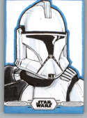 2019 Topps Chrome Star Wars Legacy Sketch Cards NonSport #NNO Anil Sharma (Padme) Official TRADING CARD from Topps Starw