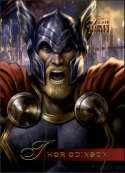 2019 Flair Marvel NonSport #81 Thor Odinson Official Entertainment Trading Card From Upper Deck