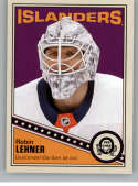 2019-20 O-Pee-Chee Retro Hockey #106 Robin Lehner New York Islanders Official NHL Trading Card From Upper Deck OPC