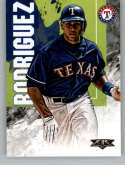 2019 Topps Fire Baseball #78 Alex Rodriguez Texas Rangers Official MLB Trading Card - Retail Exclusive