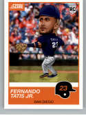2019 Chronicles Score Baseball #16 Fernando Tatis Jr. San Diego Padres RC Rookie Card Official MLBPA Trading Card From P
