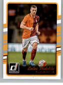 2016-17 Donruss Soccer #96 Lukas Podolski Galatasaray AS Official Futbol Trading Card From Panini America