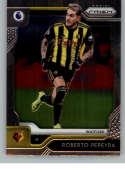 2019-20 Prizm English Premier League (EPL) Soccer #111 Roberto Pereyra Watford Official Futbol Card From Panini America
