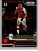 2019-20 Prizm English Premier League (EPL) Soccer #134 Pierre-Emerick Aubameyang Arsenal Official Futbol Card From Panin