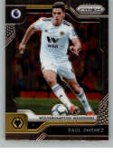 2019-20 Prizm English Premier League (EPL) Soccer #181 Raul Jimenez Wolverhampton Wanderers Official Futbol Card From Pa