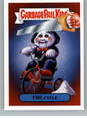 2019 Topps Garbage Pail Kids Revenge of Oh, The Horror-ible Slasher Film Stickers NonSport #12A TRE CYCLE Series Two Col