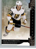 2019-20 Artifacts Hockey #75 Max Pacioretty Vegas Golden Knights Official NHL Trading Card From Upper Deck