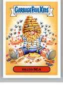 2019 Topps Garbage Pail Kids Revenge of Oh, The Horror-ible Horror Victims NonSport #4A KILLER BEA Series Two Collectibl