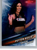 2019 Topps WWE Smackdown Live Wrestling #39 Peyton Royce Official World Wrestling Entertainment Trading Card