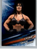 2019 Topps WWE Smackdown Live Wrestling #69 Chyna Official World Wrestling Entertainment Trading Card