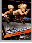 2019 Topps WWE Smackdown Live 20 Years of SmackDown Wrestling #SD-29 Beth Phoenix Official World Wrestling Entertainment
