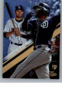 2019 Topps Gold Label Class Three Baseball #100 Fernando Tatis Jr. San Diego Padres Official Premium MLB Trading Card