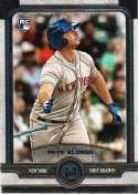 2019 Topps Museum Baseball #79 Pete Alonso RC Rookie Card New York Mets Official MLB Trading Card