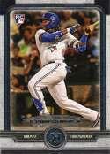 2019 Topps Museum Baseball #100 Vladimir Guerrero Jr. RC Rookie Card Toronto Blue Jays Official MLB Trading Card