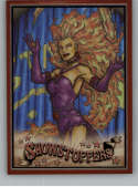 2019 Cryptozoic DC Bombshells Series 3 Showstoppers Rainbow NonSport #SH5 Starfire TRADING CARD