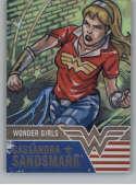 2019 Cryptozoic DC Bombshells Series 3 Wonder Girls Deca Rainbow NonSport #WG2 Cassandra Sandsmark TRADING CARD