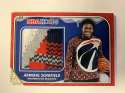 2019-20 Panini Hoops Winter Rookie Sweaters Memorabilia Basketball #40 Admiral Schofield Washington Wizards Official Hol