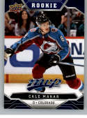 2019-20 Upper Deck MVP Blue Factory Set Parallel Hockey #247 Cale Makar Colorado Avalanche Official NHL Trading Card Fro