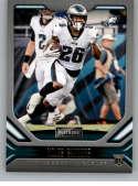 2019 Playbook Football #125 Miles Sanders Philadelphia Eagles RC Rookie Card Official NFL Trading Card From Panini Ameri