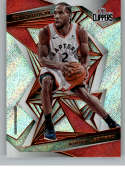2019-20 Revolution Basketball #68 Kawhi Leonard Los Angeles Clippers Official NBA Trading Card From Panini America