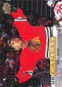 2019-20 Upper Deck UD Canvas Hockey #C252 Eric Daze Chicago Blackhawks Retired Stars Official Series Two Trading Card Fr