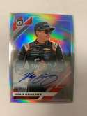 2020 Donruss Optic Signatures Holo Racing #54 Noah Gragson Auto Autograph SER/99 Switch/JR Motorsports/Chevrolet Officia