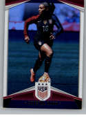 2016 Panini USA Soccer Holo Soccer #18 Crystal Dunn Official Team USA Trading Card