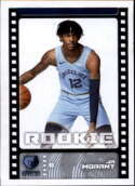2019-20 Panini NBA Stickers Basketball #382 Ja Morant RC Rookie Sticker Memphis Grizzlies Official Licensed 2 X 3 Inch A