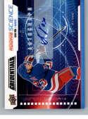 2019-20 Upper Deck Credentials Rookie Science Autographs Hockey #RS-03 Adam Fox Auto Autograph Rangers