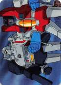 1985 Hasbro Transformers NonSport #75 Two Deadly Decepticons