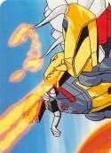 1985 Hasbro Transformers NonSport #153 Dinobots Aim to Impress