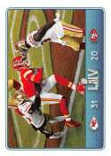 2020 Panini NFL Stickers Football #21 Patrick Mahomes II Kansas City Chiefs/San Francisco 49ers Super Bowl LIV