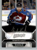 2020-21 Upper Deck MVP Silver Script Hockey #228 Martin Kaut RC Rookie Card Colorado Avalanche
