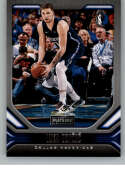 2019-20 Panini Chronicles Playbook Basketball #179 Luka Doncic Dallas Mavericks