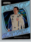 2020 Panini Prizm Next Level Silver Prizm #4 Brennan Poole DC Solar | Chip Ganassi Racing | Chevrolet